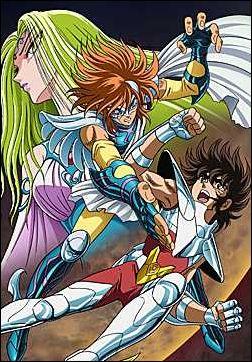 Seiya, Artemis et Icare