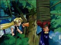 """Celecia, l'elfe sournoise qui a piégé notre """"héros"""""""