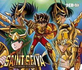 Coffret 4 (files 7&8) Saint Seiya Poseidon