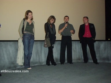 Emmanuelle Devos, Laura Smet, Frédéric Fonteyne