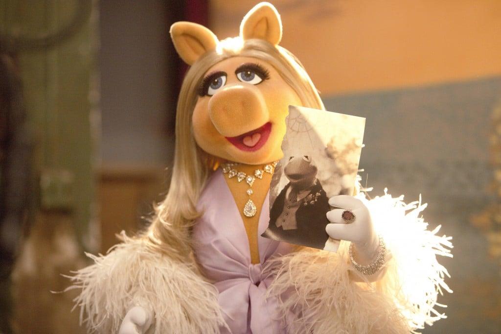Les Muppets - Piggy et Kermit