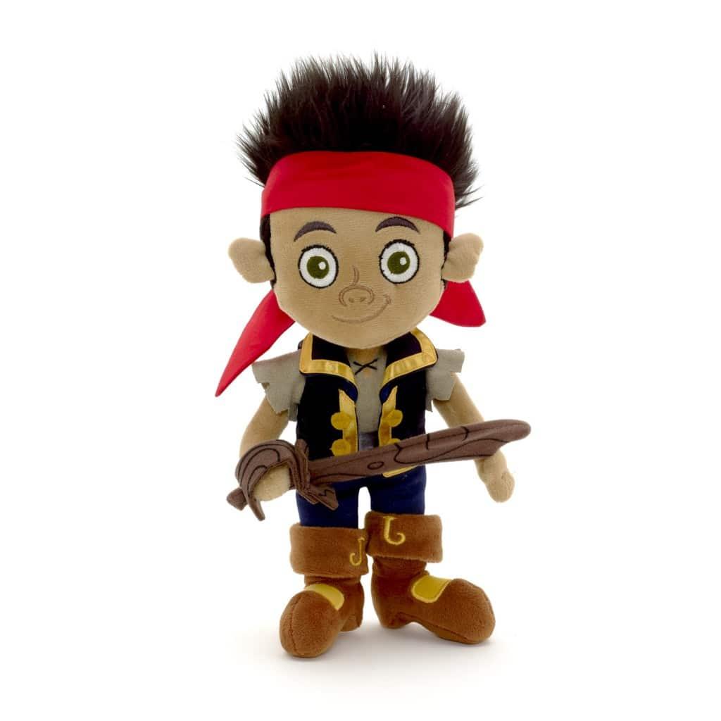 Jake et les Pirates du Pays Imaginaire - Peluche Jake