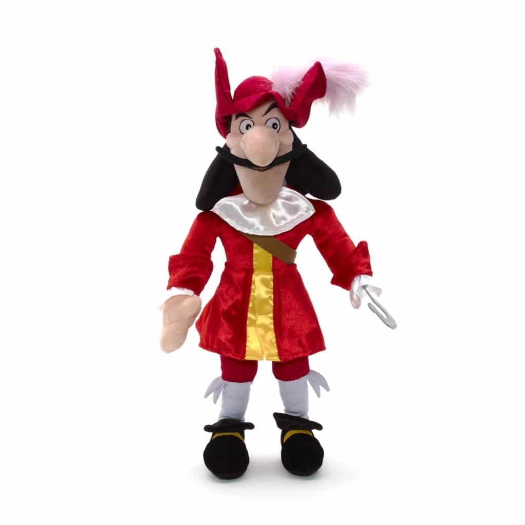 Jake et les Pirates du Pays Imaginaire - Peluche crochet