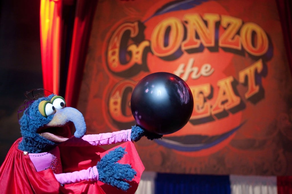 Les Muppets - Gonzo
