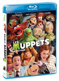 Les Muppets - Blu Ray - Face Petit