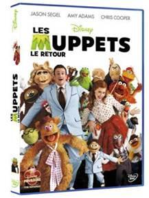 Les Muppets - DVD - Face