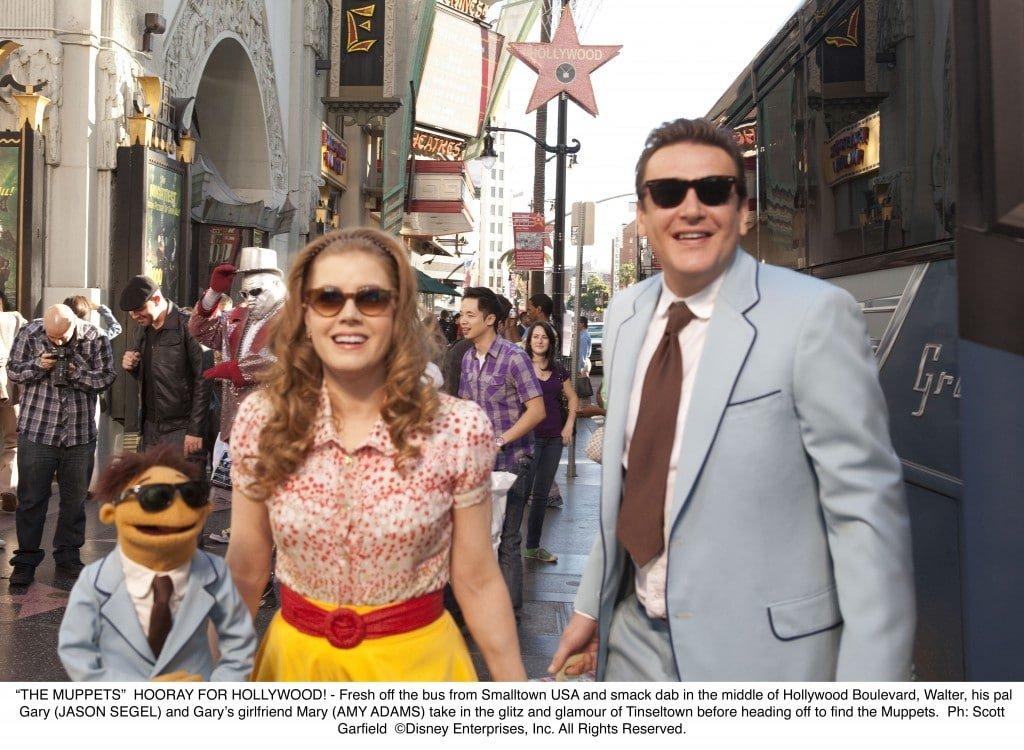 Les Muppets - Walter Amy Adams Jason Segel
