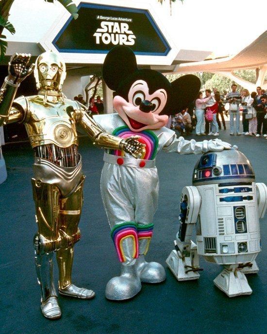 Star Tours - Il y a 25 ans