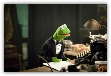 Les Muppets - Blu Ray - Kermit