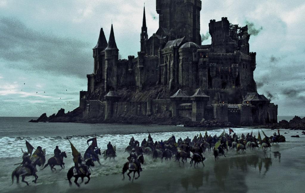 Blanche Neige et le Chasseur - L'attaque du château