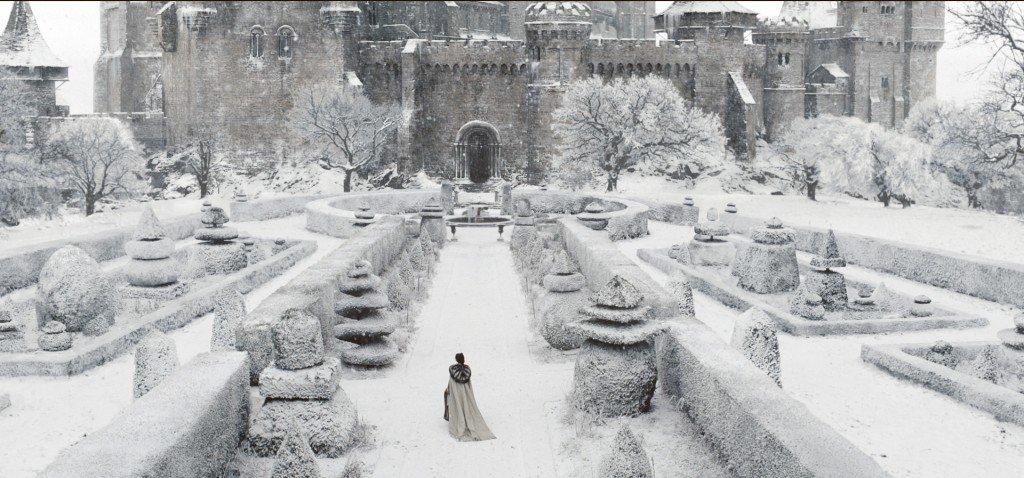 Blanche Neige et le Chasseur - La neige immaculée