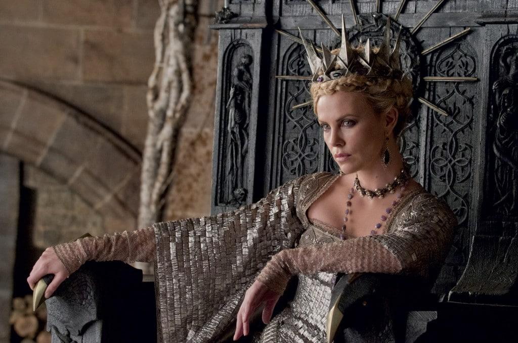 Blanche Neige et le Chasseur - La Reine