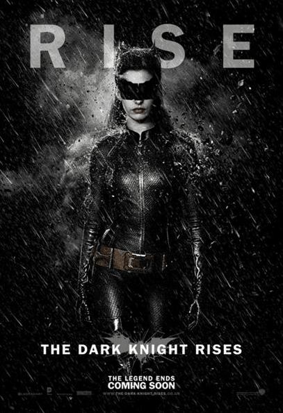 Affiche Dark Knight Rises