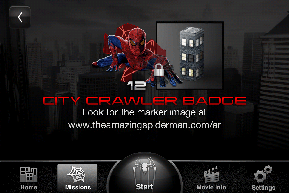 The Amazing Spiderman - AR - App 6 - Mission 12