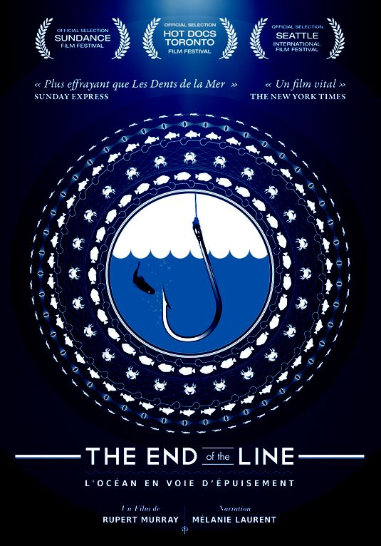 The End of Line - Couverture