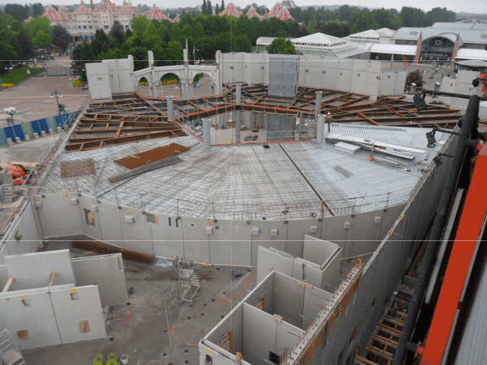 World of Disney - Construction 2