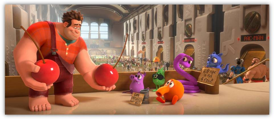 WRECK-IT RALPH - Trailer - 4