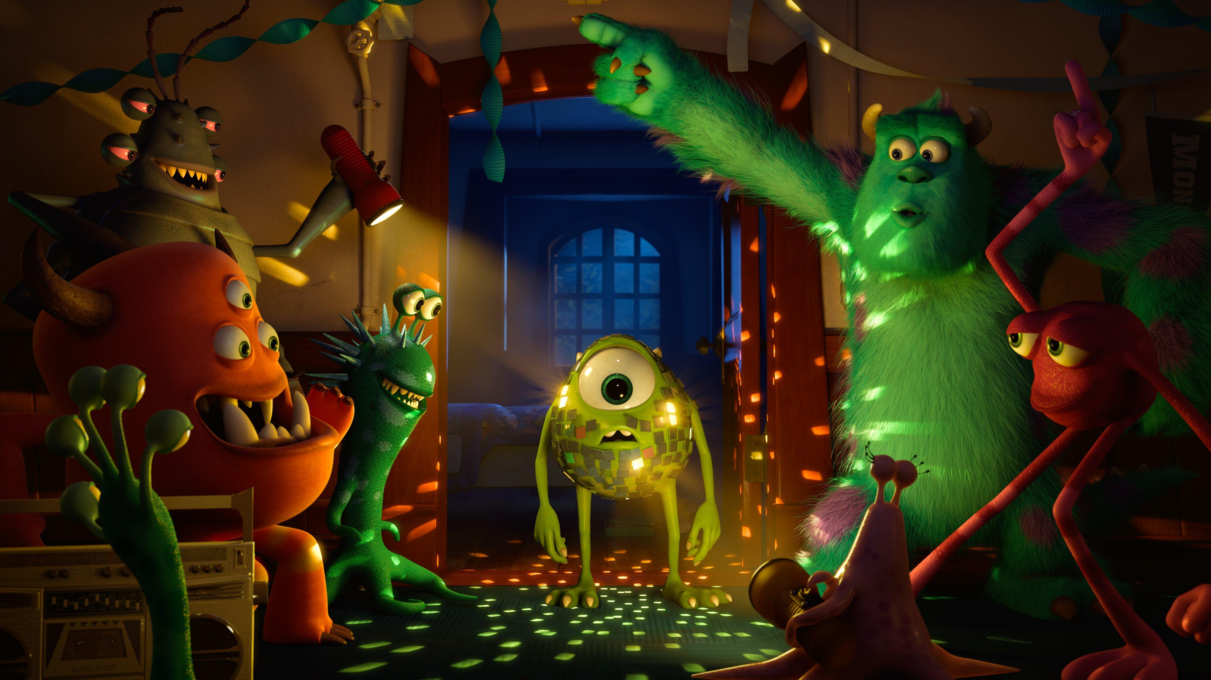 Monstres Academy, la préquelle de Monstres et Cie des Studios Disney Pixar, se dévoile en images et en vidéos. 6