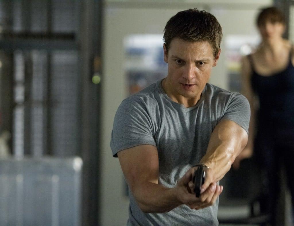 Jeremy Renner dans The Bourne Legacy