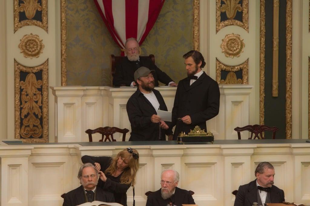 Abraham Lincoln - Chasseur de Vampires - Coulisses