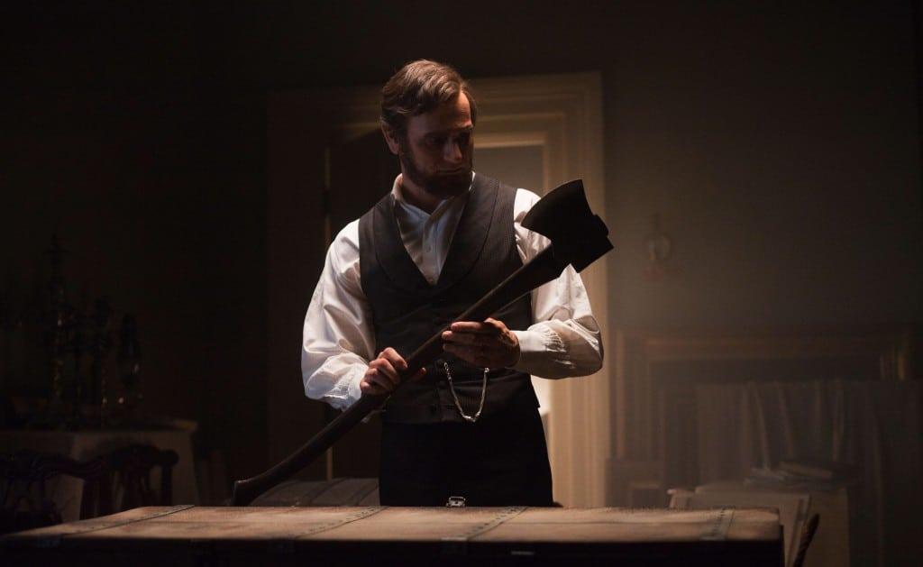 Abraham Lincoln - Chasseur de Vampires - La hache retrouvée