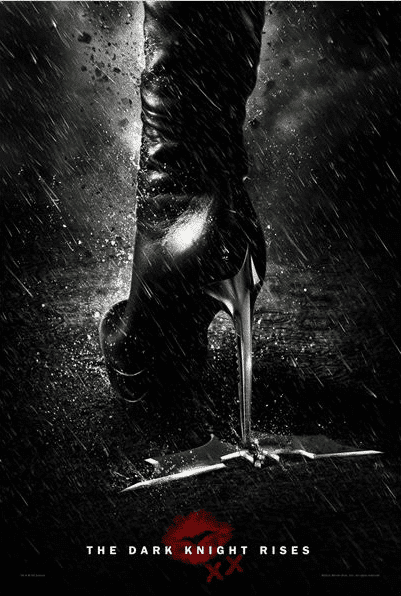 The Dark Knight Rises - Affiche Catwoman