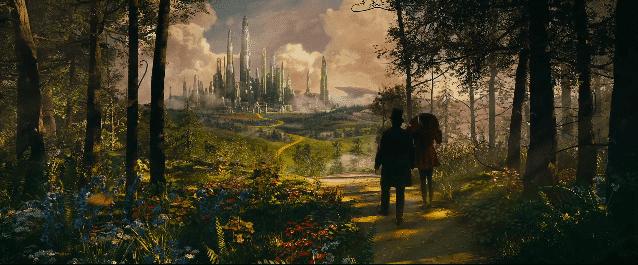 Le Monde Fantastique de Oz 1