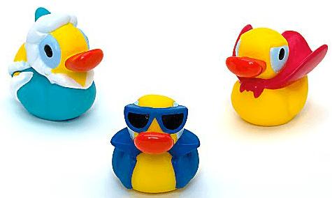 Les Canards sur le Disney Store FR