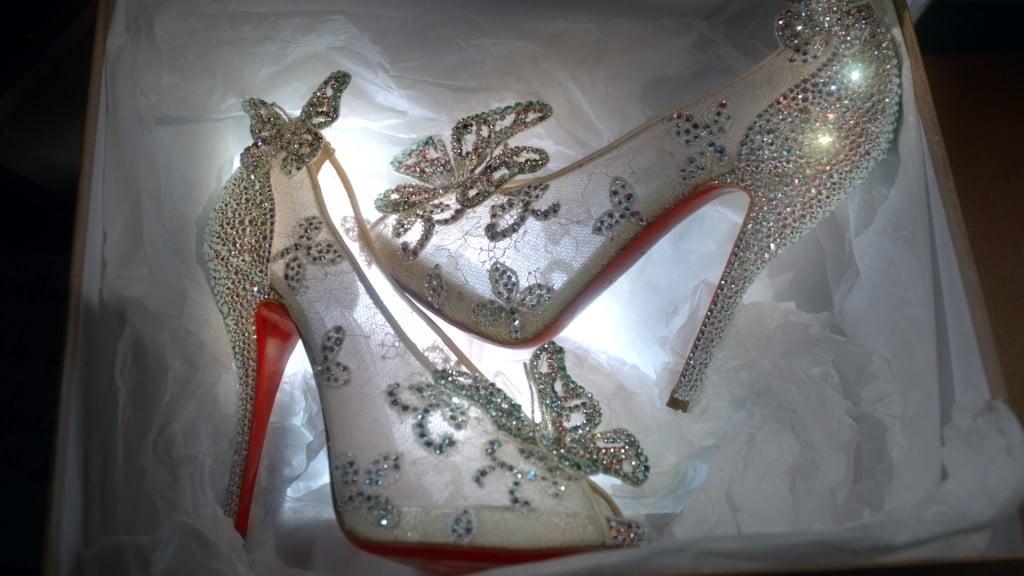 Le chaussure au final