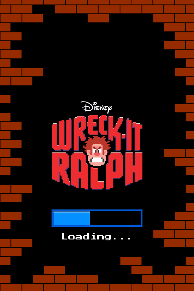 Wreck It Ralph - Iphone - 8697
