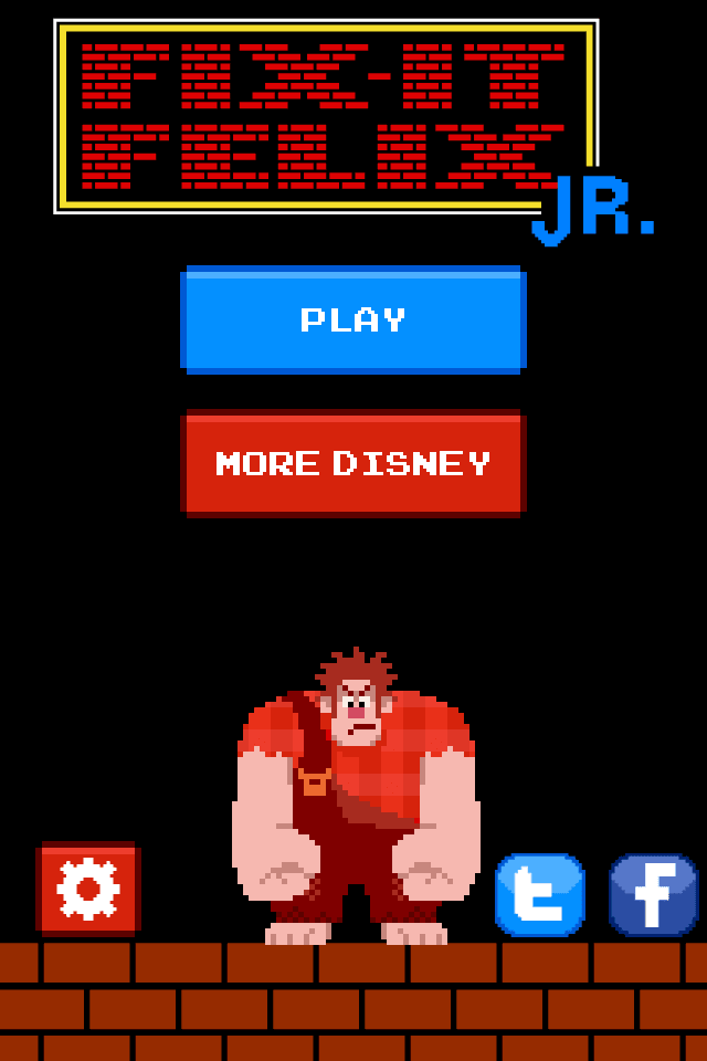 Wreck It Ralph - Iphone - 8698
