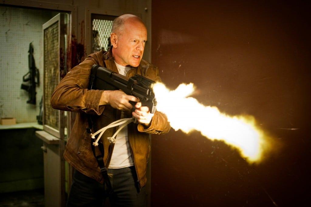 Looper - Teaser - Bruce Willis