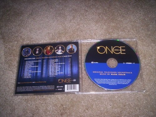 Once Upon a Time - Soundtrack - Booklet2