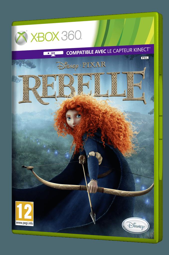 Rebelle - Xbox - Box