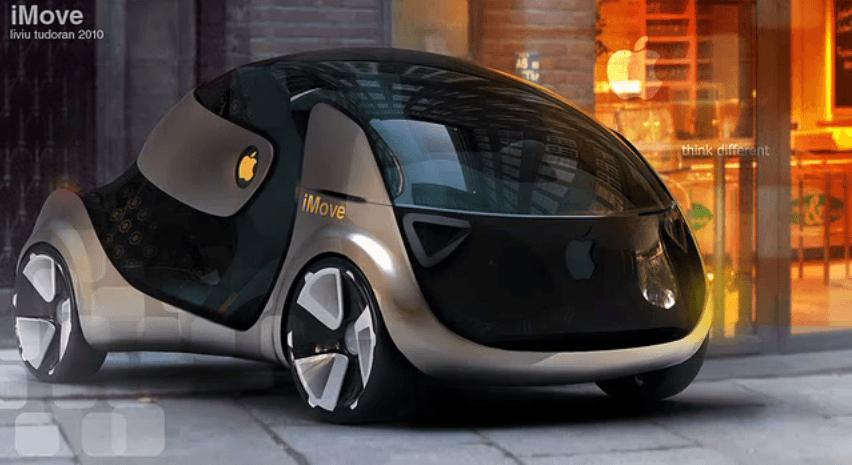 iMove concept car par Liviu Tudoran