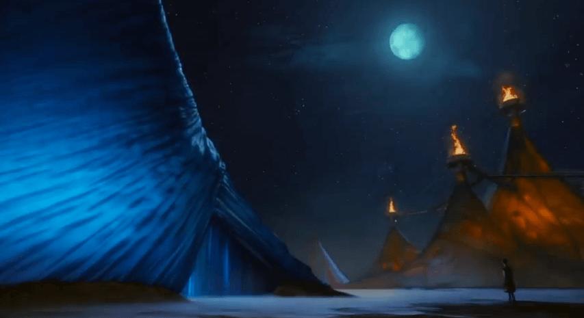 Cirque du Soleil - Worlds Away - A 3D Motion Picture Event TRAILER - 3