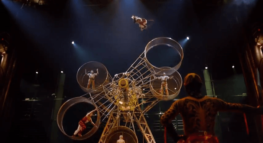 Cirque du Soleil - Worlds Away - A 3D Motion Picture Event TRAILER - 4