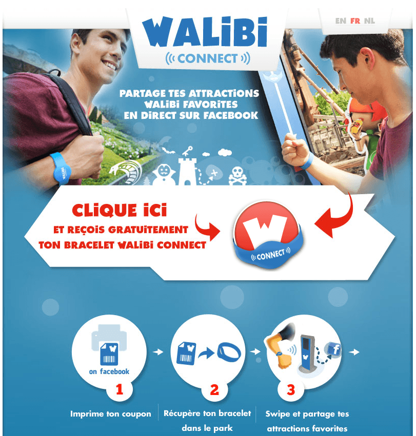 Walibi Belgium - Walibi Connect - Facebook
