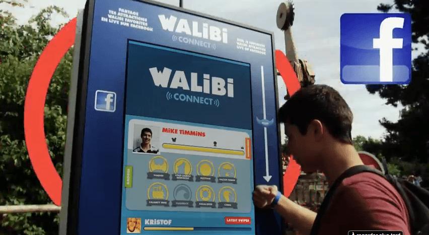Walibi Belgium - Walibi Connect - Vidéo 1