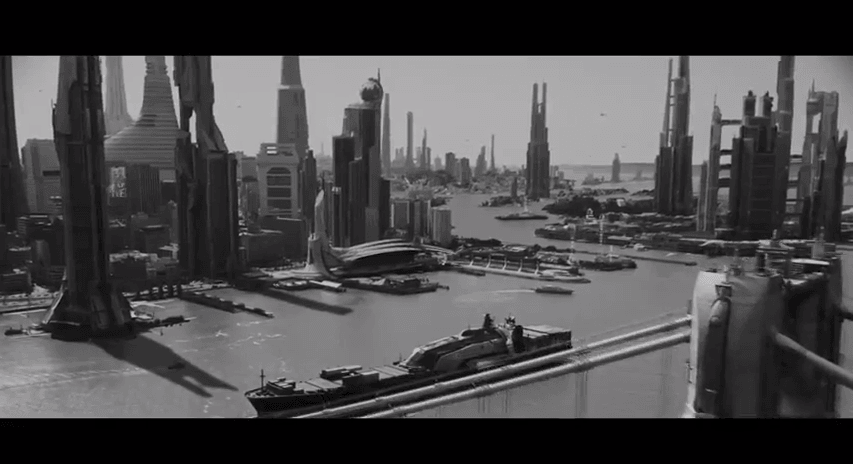 Looper - Teaser - La ville du futur