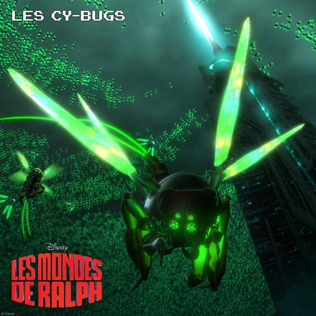 Cy-Bugs: De terrifiants insectes