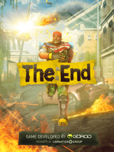 The End - 1 - 0414
