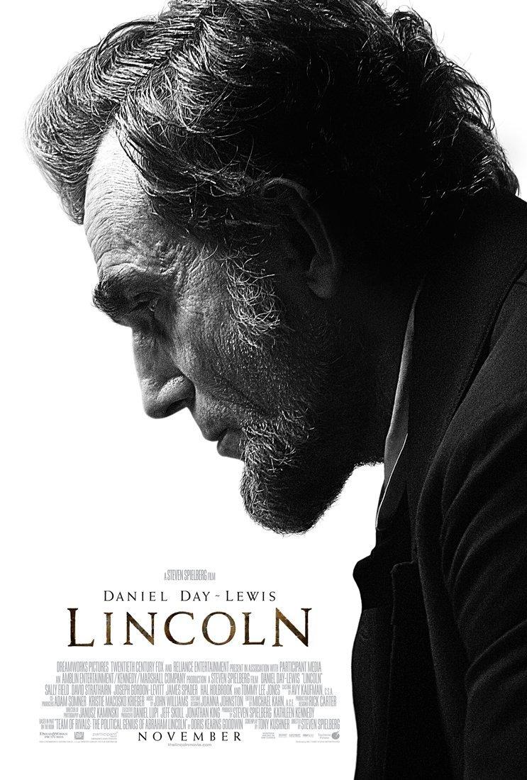 Lincoln - Spielberg - Affiche