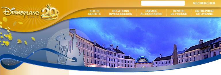 Site Club Actionnaire - Val d'Europe