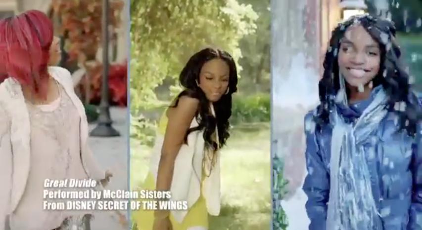 Le Secret des Fées - McClain Sisters - The Great Divide 1