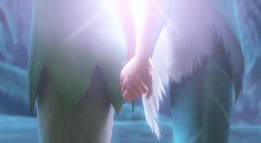 Le Secret des Fées - McClain Sisters - The Great Divide - Fée Clochette et Cristal
