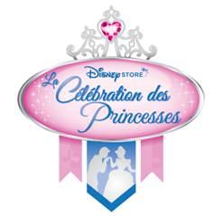 Disney Store - Célébration des princesses