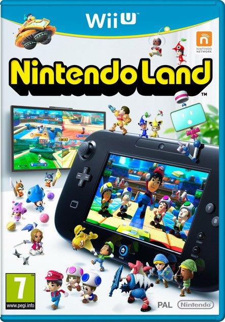 Boîtier Nintendo Land