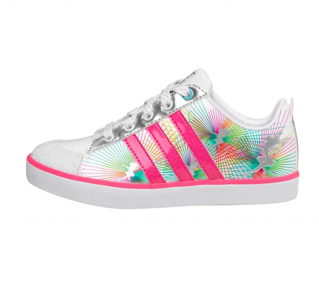 Clochette - La chaussure Adidas Clochette pour filles