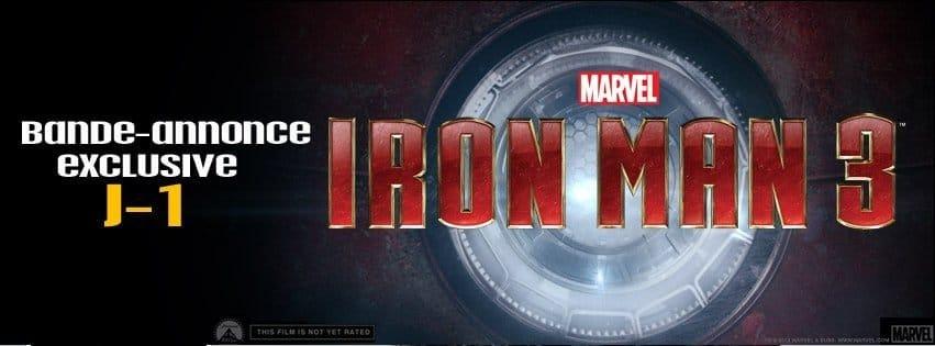 Iron Man 3 - J-1